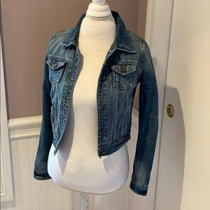 Denim jacket size extra small